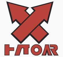 Splatoon - Turf War! Orange Kids Clothes