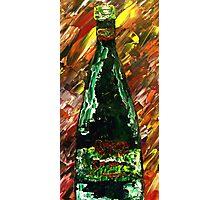 Sensual Explosion Bottle 1 Photographic Print