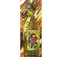 Sensual Explosion Bottle 3 Photographic Print