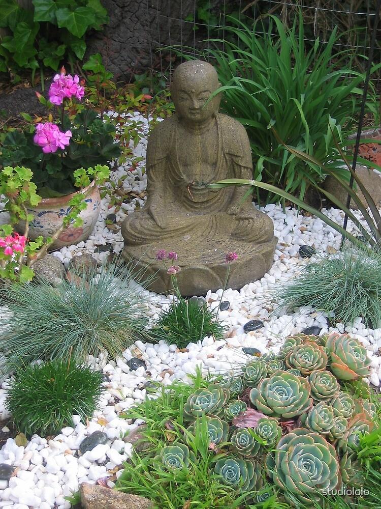 Zen Garden 1 by studiololo