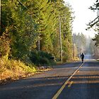 I DO own the road! by Rainydayphotos