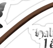 Gandalf - Ceci n'est pas une pipe. Sticker