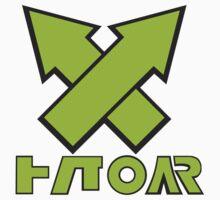 Splatoon - Turf War! Green Kids Clothes