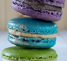 Macarons by Adriano Zumbo by michael j.  connolly