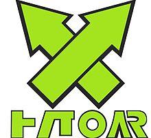 Splatoon - Turf War! Green by NinjasInCarpets