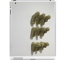 Quilted Firearms  iPad Case/Skin