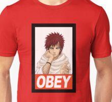 Obey Gaara  Unisex T-Shirt