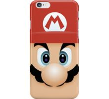 Mario , Hype , fun  iPhone Case/Skin