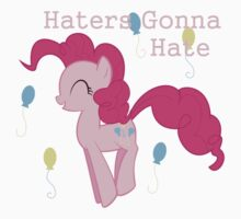 Pinkie Pie Haters-gonna-hate by Bronime