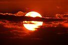 Sunrise, Dunrobin Ontario by Debbie Pinard