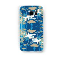 Texturized Ocean Samsung Galaxy Case/Skin
