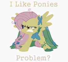 Fluttershy Problem by Bronime
