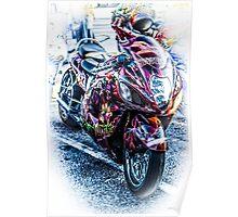 The Money Bike Poster