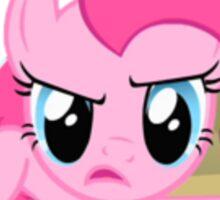 Pinkie Problem Sticker