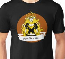 Yang Xiao Long- Fight like a girl Unisex T-Shirt