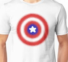 Radial Cap Shield Unisex T-Shirt