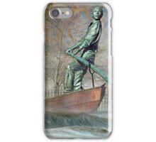 The Headman iPhone Case/Skin