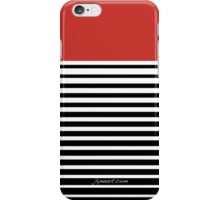 Delta Sigma Theta Striped Case iPhone Case/Skin