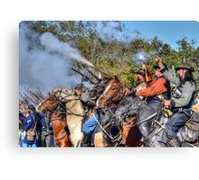 The Victory Canvas Print