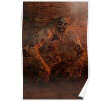 Undead Monstrosity Poster