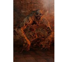 Undead Monstrosity Photographic Print
