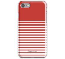 Kappa Alpha Psi Striped Case iPhone Case/Skin