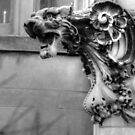 Turnblad Mansion Gargoyle by shutterbug2010
