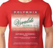 Vivaldi Gloria (Dec. 2008) Unisex T-Shirt