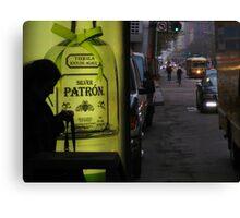 Cigarette on Market Street Canvas Print