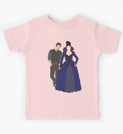 Regal Fire - Once Upon a Time Kids Tee