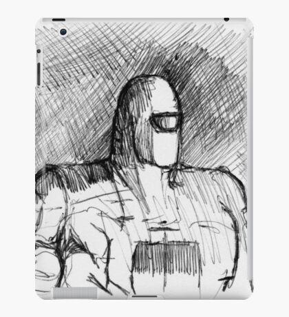 Warbot Sketch #012 iPad Case/Skin