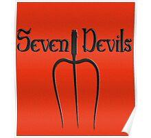 Seven Devils Poster