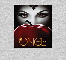 Once Upon a Time, Red Apple, OUAT, Regina, season 2, evil queen Womens Fitted T-Shirt