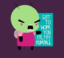 "Zim ""Get to work!"" cheeb Unisex T-Shirt"