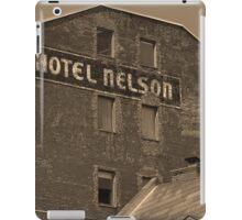 Montreal - Hotel Nelson iPad Case/Skin