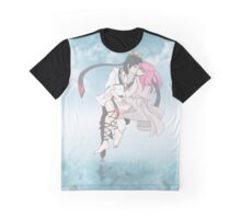 Hakuryuu x Morgiana - MAGI Graphic T-Shirt