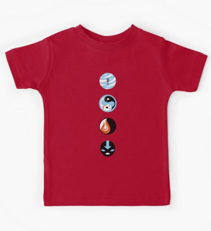 A:tLA 4 Icons Challenge Vertical Kids Tee