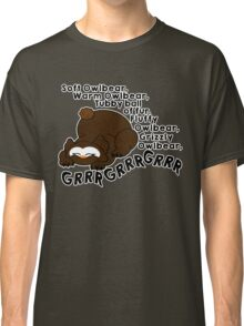 Soft Owlbear, Tubby Owlbear Classic T-Shirt