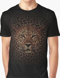 LEOPARD KING Graphic T-Shirt