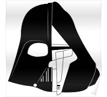 Darth Vader & Revan Poster