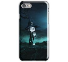 Witch at The Nightmare iPhone Case/Skin
