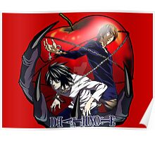Death Note - L  Poster