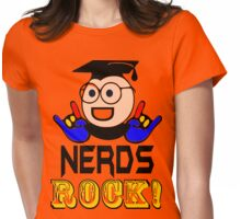 §♥Nerds Rock Must-Have Fun Clothing & Stickers♥§  Womens Fitted T-Shirt
