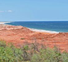 Cape Leveque, (Kooljaman), Western Australia Sticker
