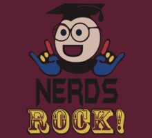 §?Nerds Rock Must-Have Fun Clothing & Stickers?§  by Fantabulous