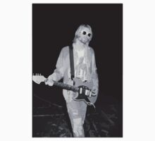 Kurt Cobain by EleYeah