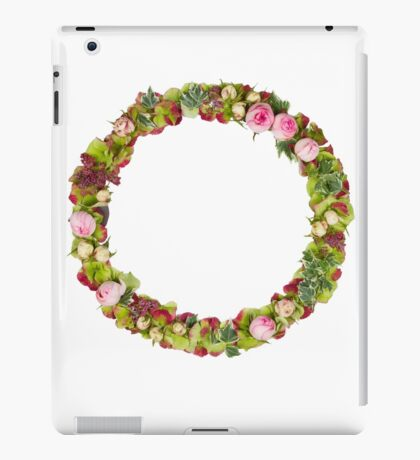 Zero, Part of a set of letters, Numbers and symbols  iPad Case/Skin