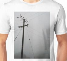 Telegraph Pole Unisex T-Shirt