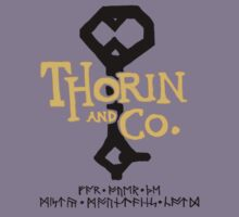 thorin and company by machomachi