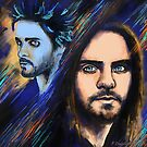 Jared Leto by FDugourdCaput